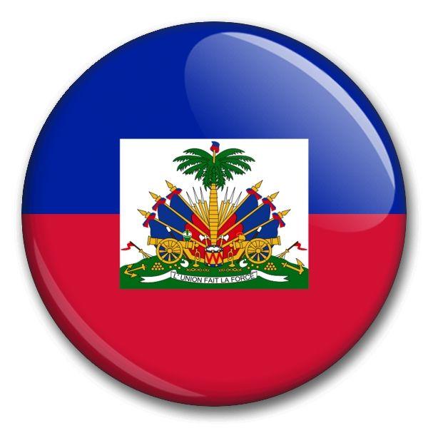 Státní vlajka - Haiti