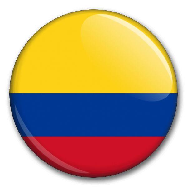 Státní vlajka - Kolumbie