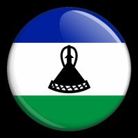 Státní vlajka - Lesotho