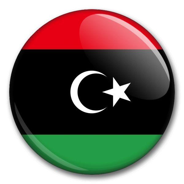 Státní vlajka - Libye