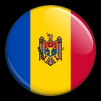 Státní vlajka - Moldávie