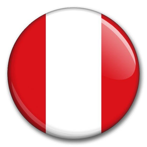 Státní vlajka - Peru