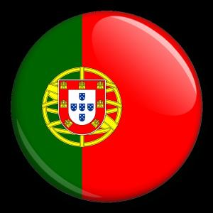 Státní vlajka - Portugalsko