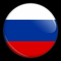 Státní vlajka - Rusko