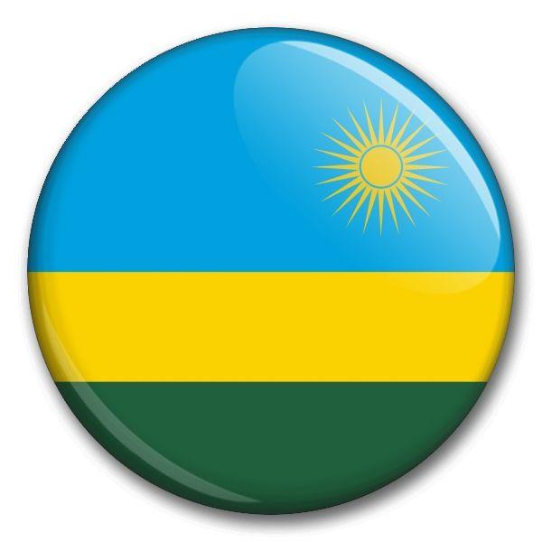 Státní vlajka - Rwanda
