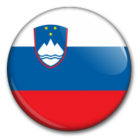 Státní vlajka - Slovinsko