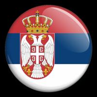 Státní vlajka - Srbsko