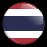 Státní vlajka - Thaisko