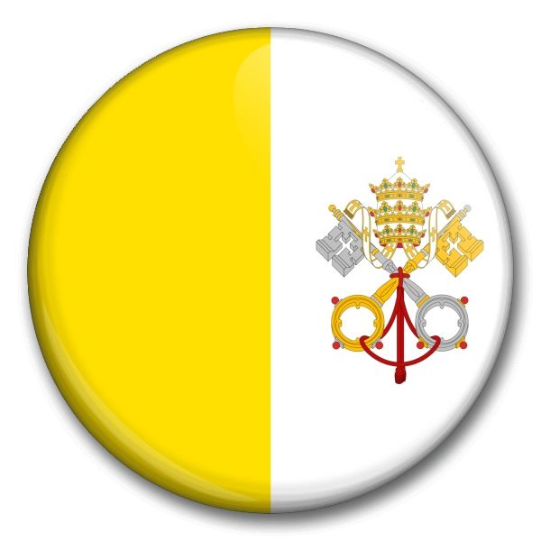 Státní vlajka - Vatikán
