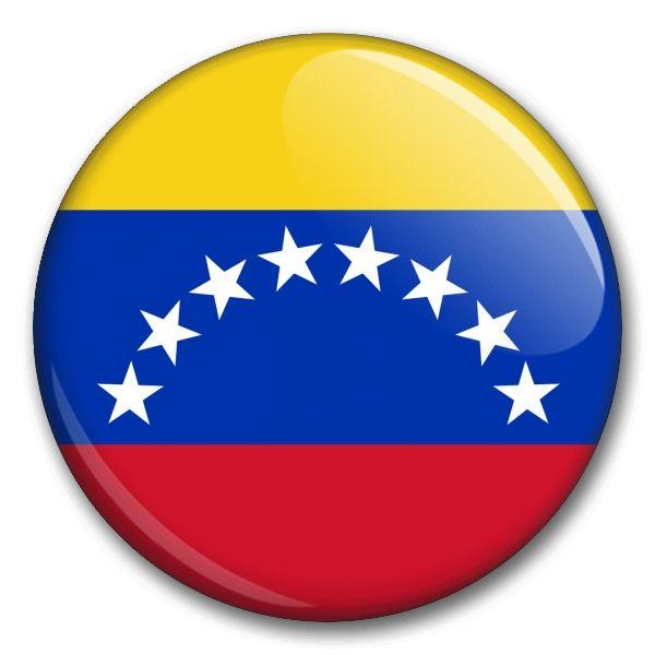 Státní vlajka - Venezuela