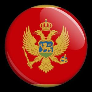 Státní vlajka - Černá Hora
